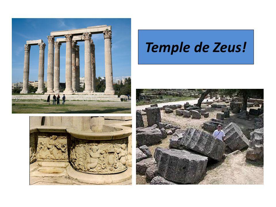 Temple de Zeus!