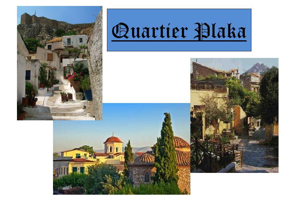 Quartier Plaka