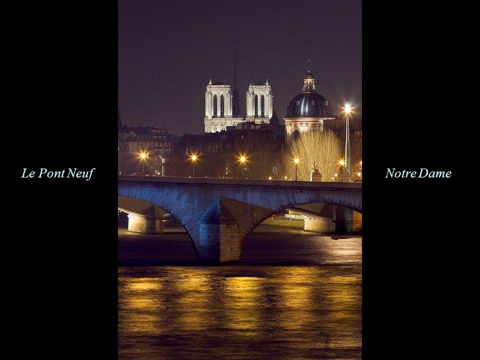 Le Pont Neuf Notre Dame