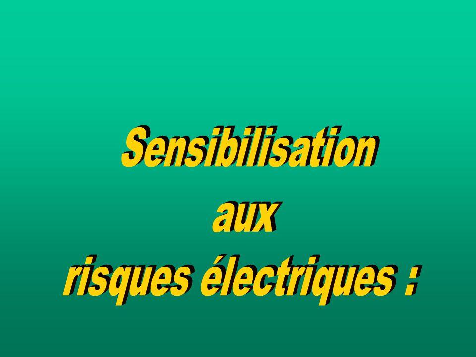 2.3.2 Accidents dorigine électrique Les brûlures par arcs et projection.
