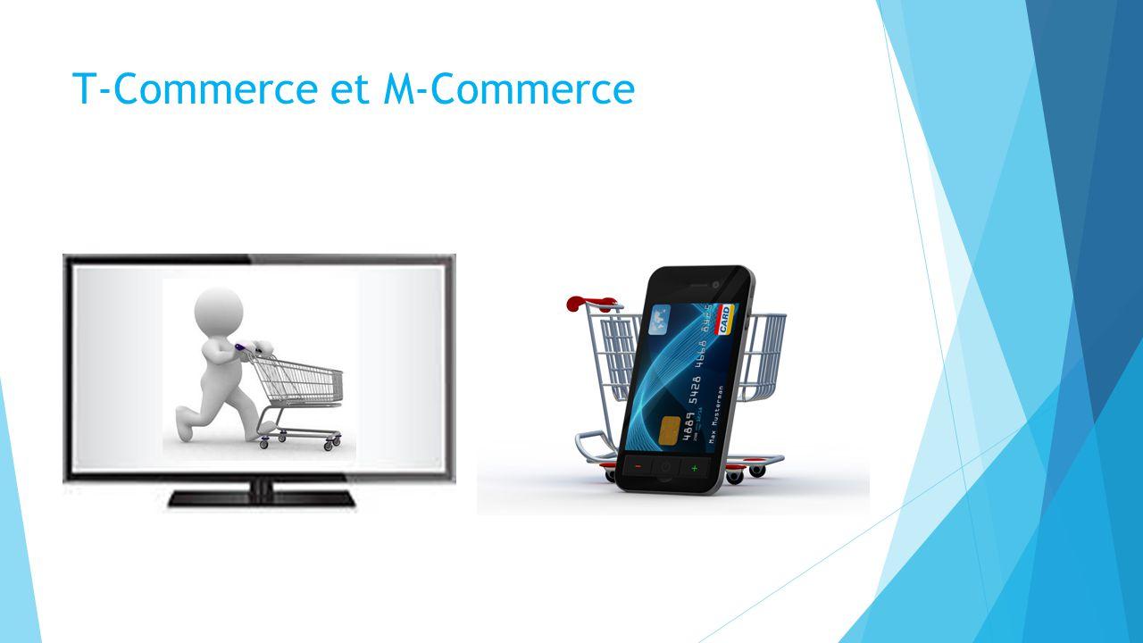 T-Commerce et M-Commerce