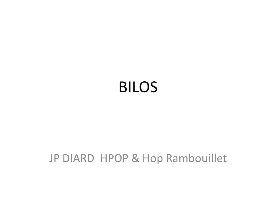 BILOS JP DIARD HPOP & Hop Rambouillet