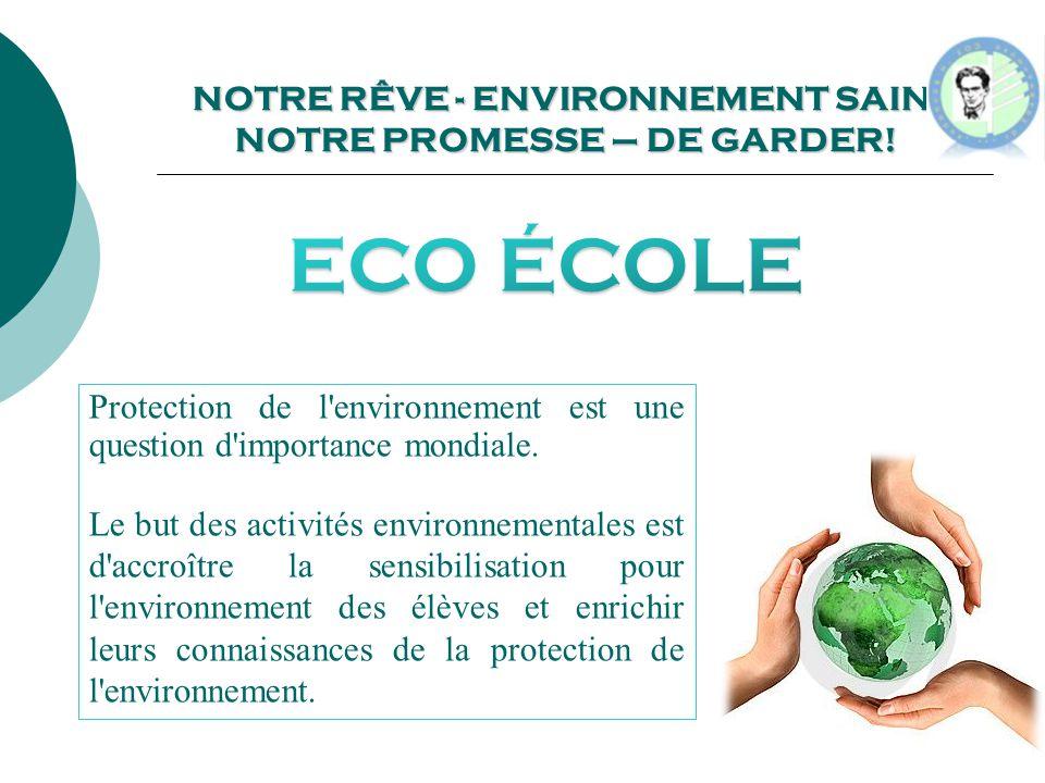 Pour protéger la nature a besoin de la connaître Nous avons effectué une leçon ouvert avec la présentation multimédia intitulé: «L eau pour les villes .