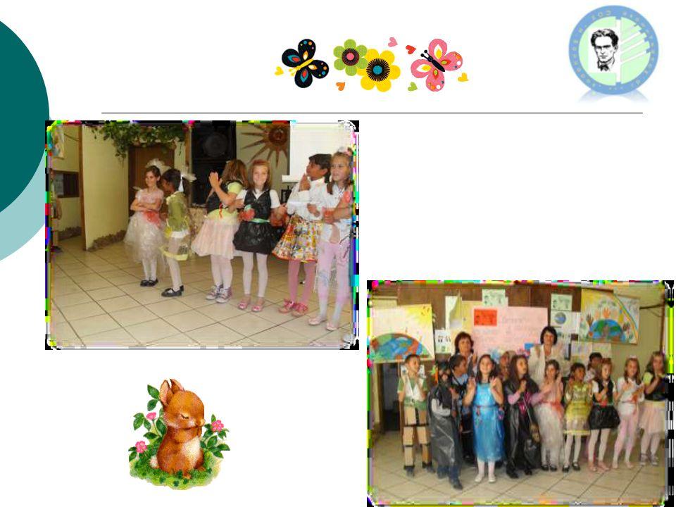 À 7 mars 2014, comme la tradition, nous avons organisé un événement pour le nettoyage de printemps de la cour de l école, où les élèves de toutes les classes ont rejoint.