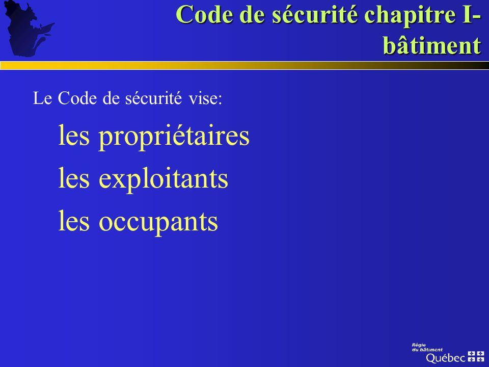 Code de sécurité chapitre I- bâtiment Voisinage: cest ce qui est à proximité du bâtiment ou dun équipement destiné à lusage du public et qui constitue