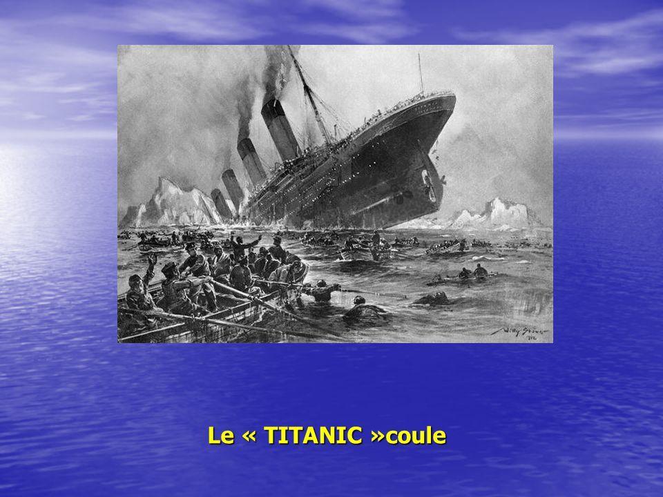 Les causes du naufrage Le « TITANIC » allait beaucoup trop vite. Labsence de jumelles pour les vigies. Lignorance des messages signalant des icebergs.
