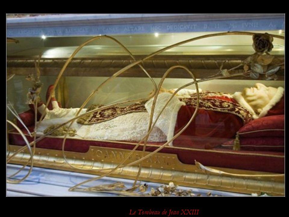 LIntérieur de la Basilique Saint Pierre