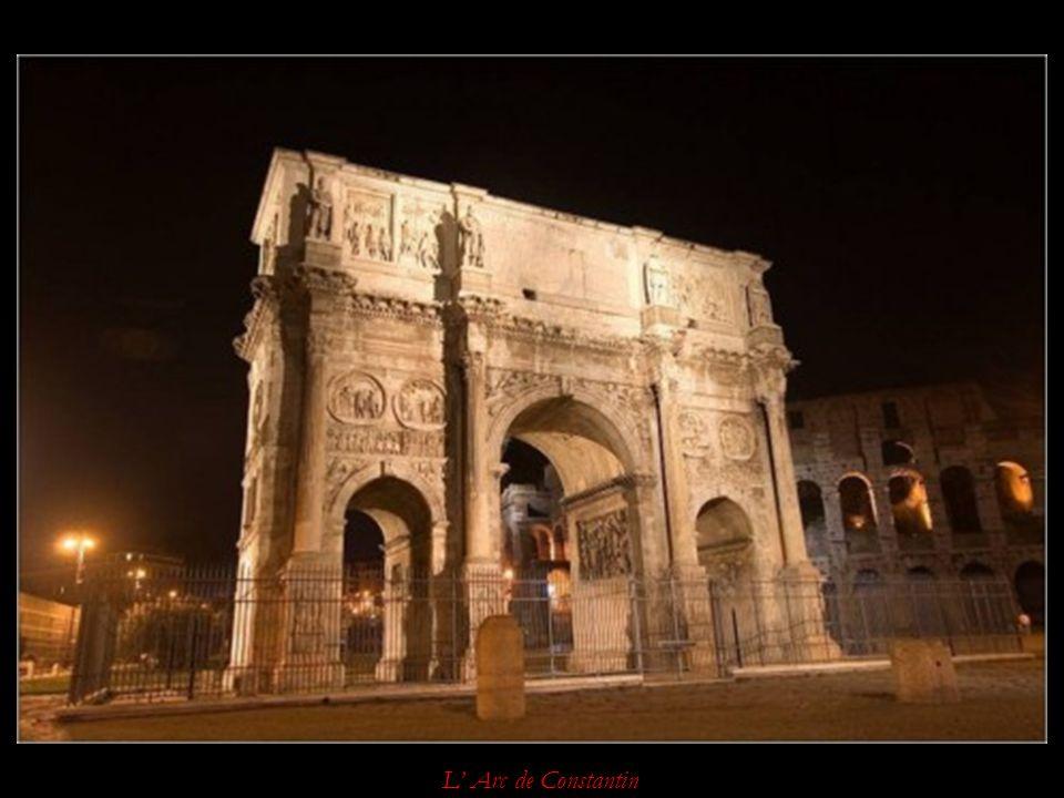 L Arc de Constantin