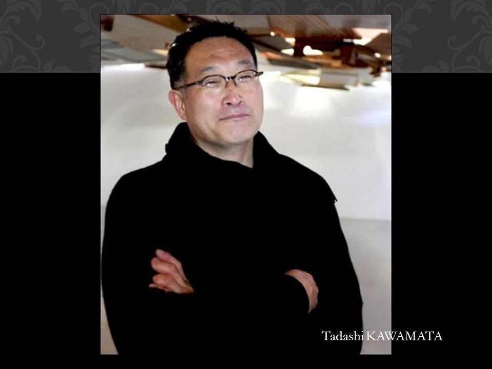 Tadashi Kawamata est un plasticien japonais né en 1953 à Mikasa sur l île de Hokkaidō.