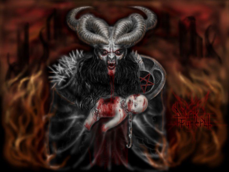 A rejeté le Bien et est à l'origine du mal : «meurtrier dès le commencement, il ne se tient pas dans la vérité, parce qu'il n'y a pas de vérité en lui