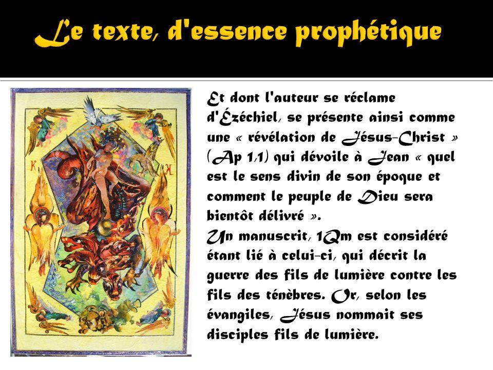 Le mot « apocalypse » est la transcription dun terme grec ( π οκάλυψις / apokálupsis) signifiant « dévoilement » ou, sous un aspect religieux, « révél