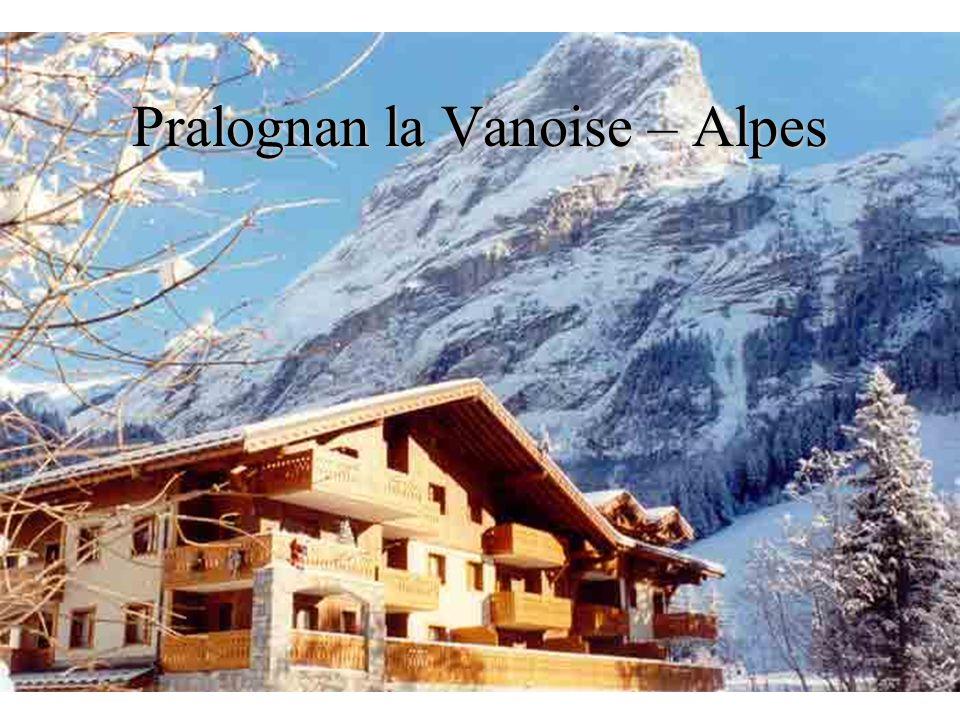 Le Mont Blanc – Alpes