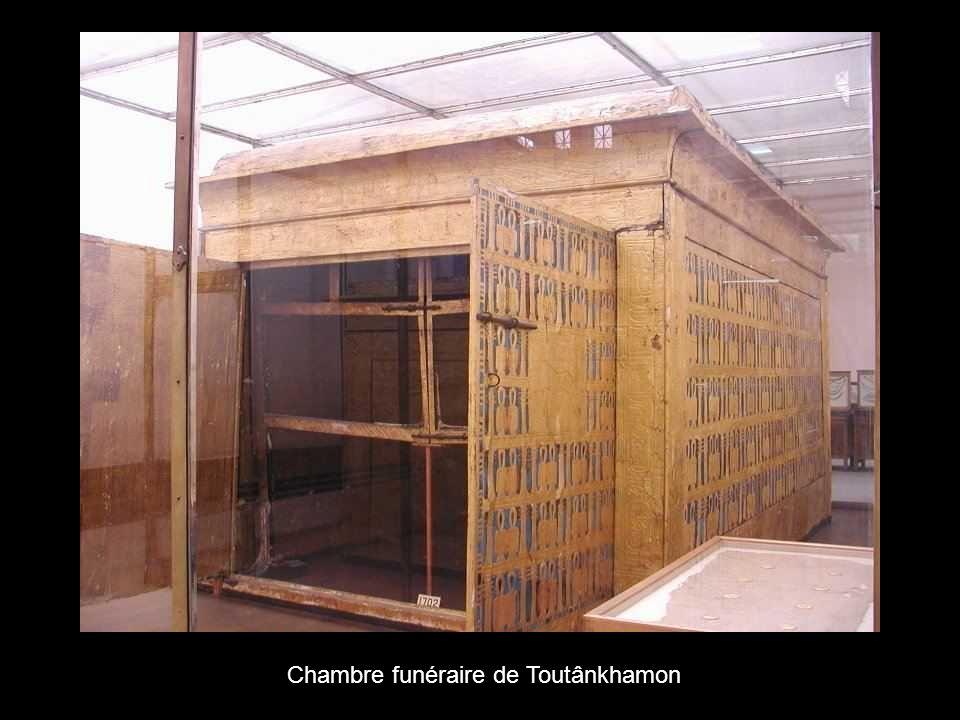 Chambre funéraire de Toutânkhamon