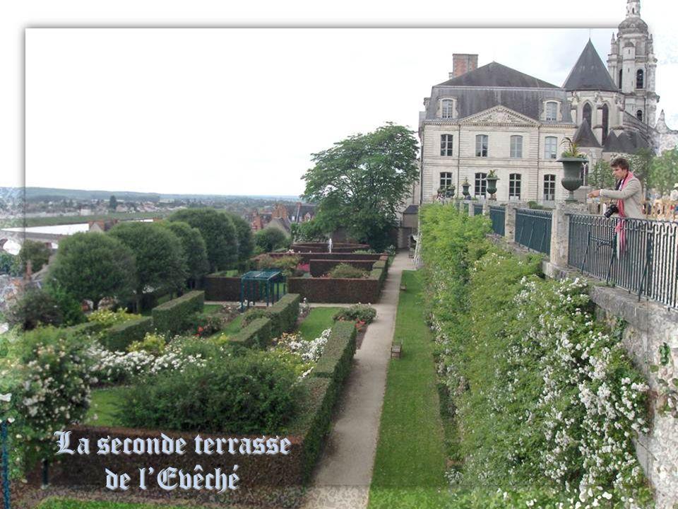 Le jardin renaissance de lEvêché