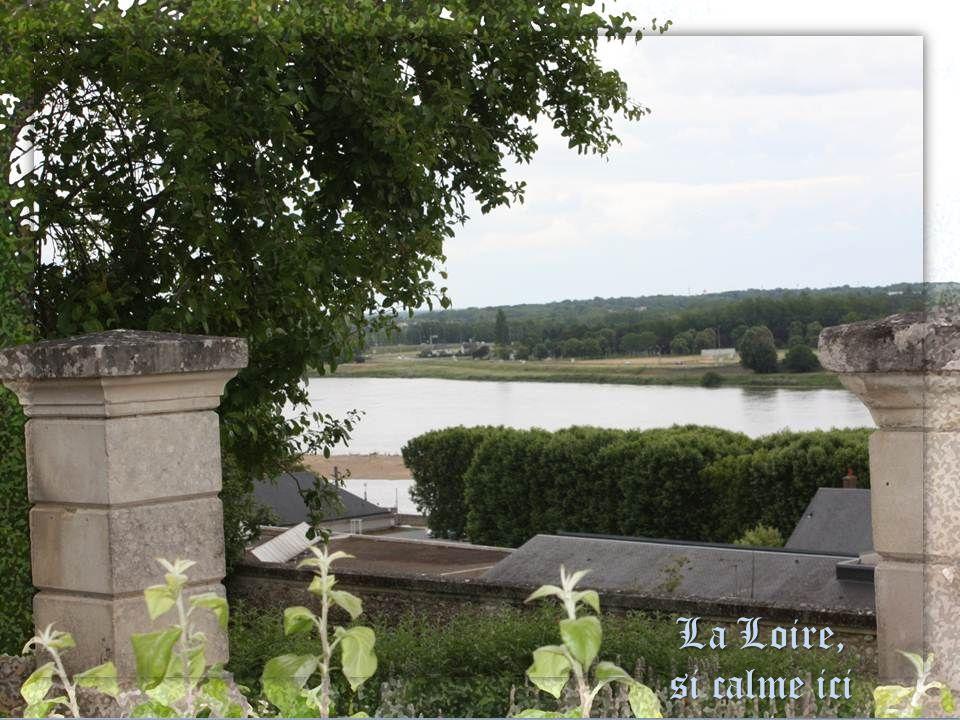 La seconde terrasse de lEvêché