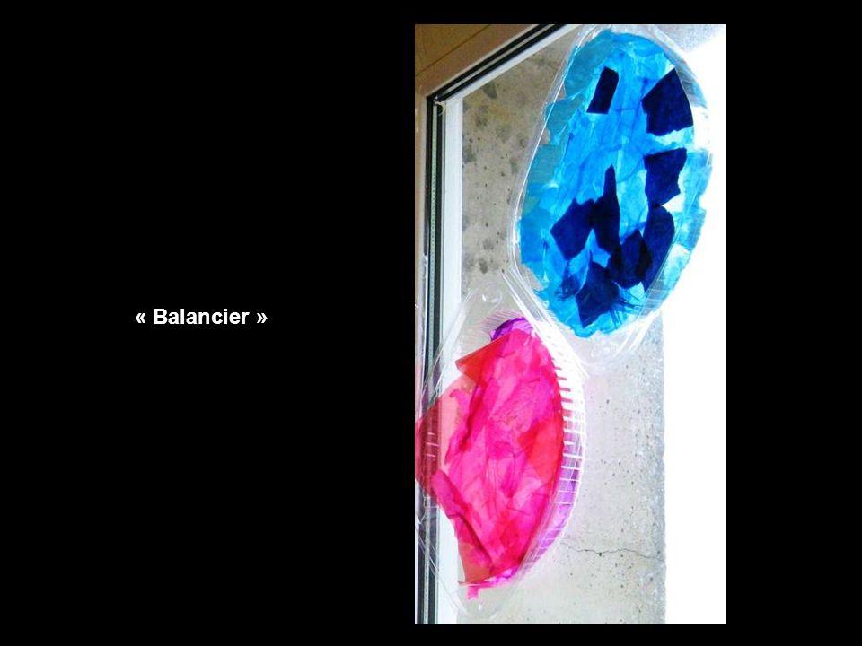 « Balancier »