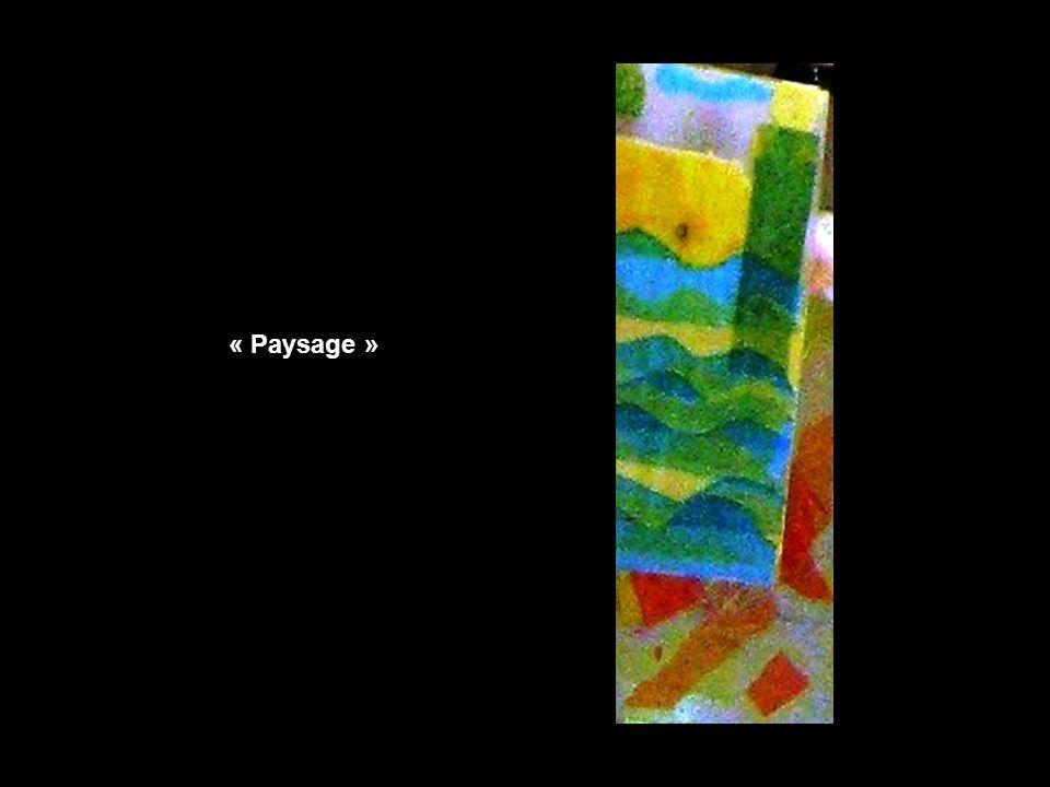 « Paysage »