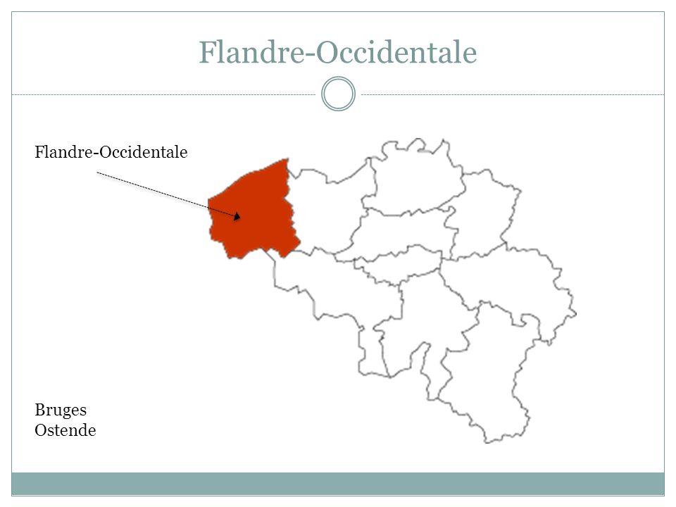 Flandre-Occidentale Bruges Ostende