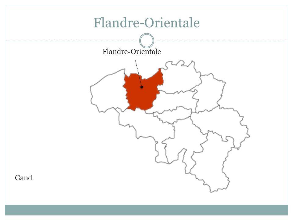 Flandre-Orientale Gand Flandre-Orientale