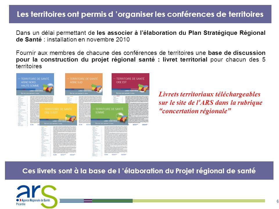 7 Première étape de l élaboration du prohet régional de santé Lélaboration du Plan Stratégique Régional de Santé par lAgence Régionale de Santé