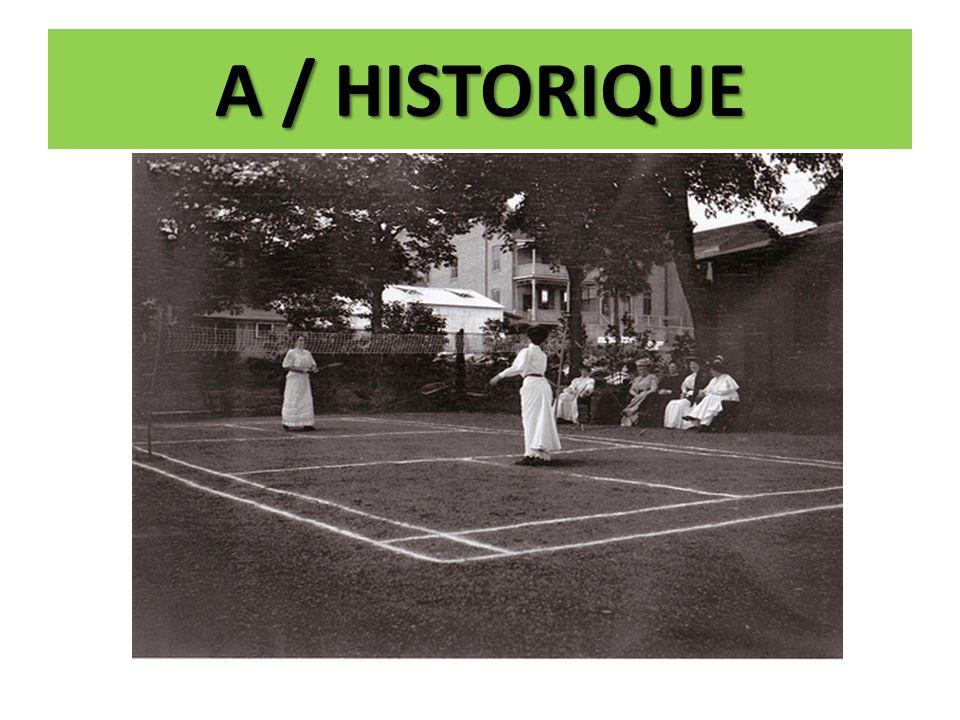A / HISTORIQUE