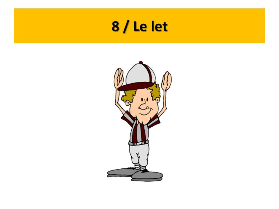 8 / Le let