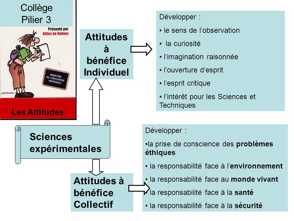 20 Développer : la prise de conscience des problèmes éthiques la responsabilité face à lenvironnement la responsabilité face au monde vivant la respon