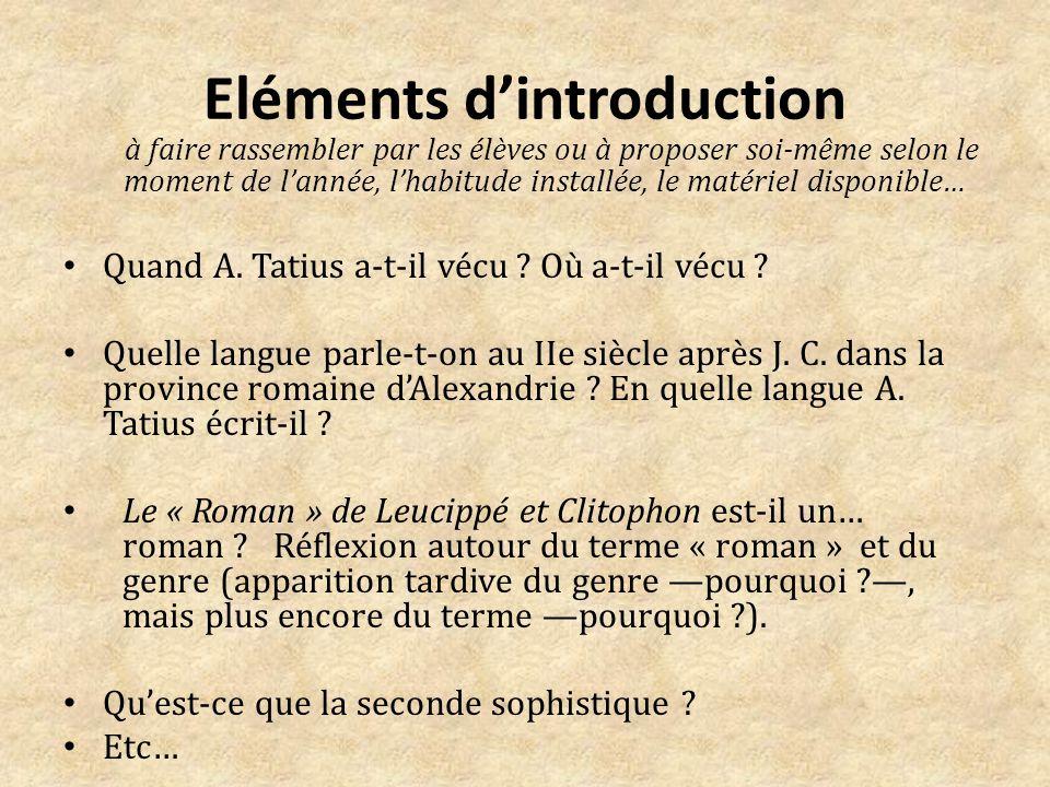 Conditions : Texte fourni : grec uniquement.