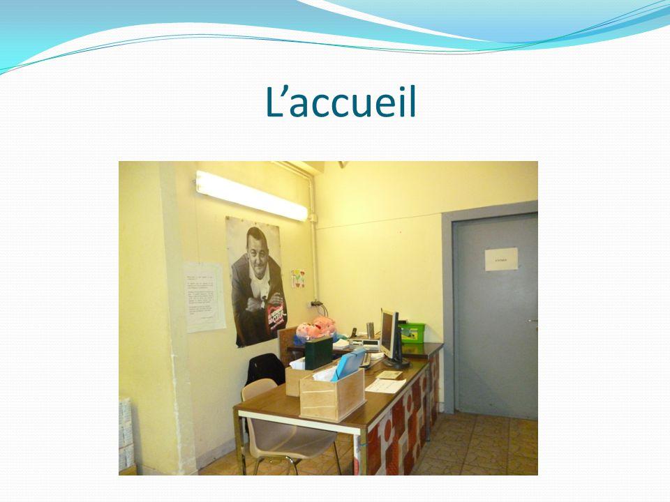 Laccueil