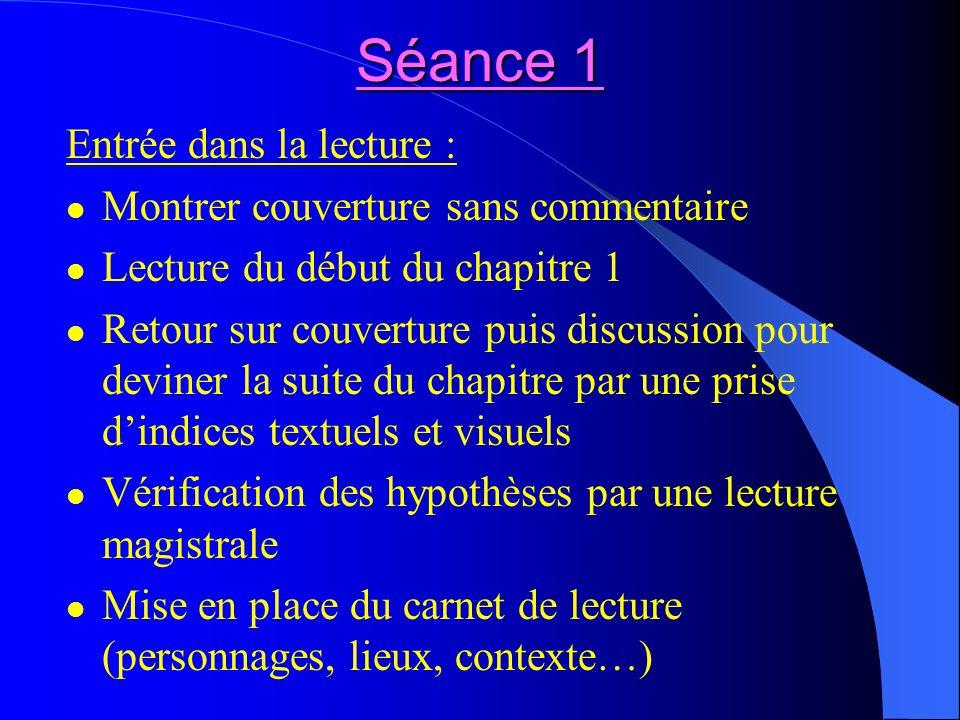 Séance 2 Première étape vers ses origines : Résumé par le maître des chapitres 2 et 3 Lecture silencieuse Exploitation orale : relevé des éléments importants pour comprendre la décision de Julien.