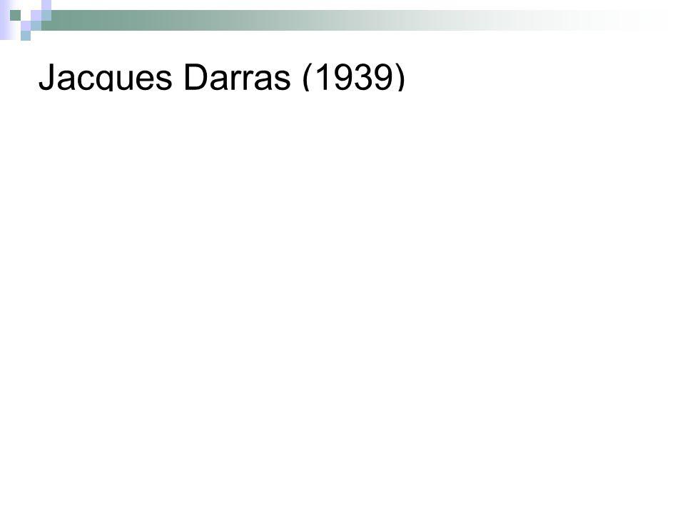 Jacques Darras (1939) il est assis il a les genoux pliés il voit le monde il voit des fleurs de trèfle blanches il voit un toit de tuiles rouges il voit un carré de ciel gris il ne voit pas le monde il est le monde à lui tout seul La Maye, 1988