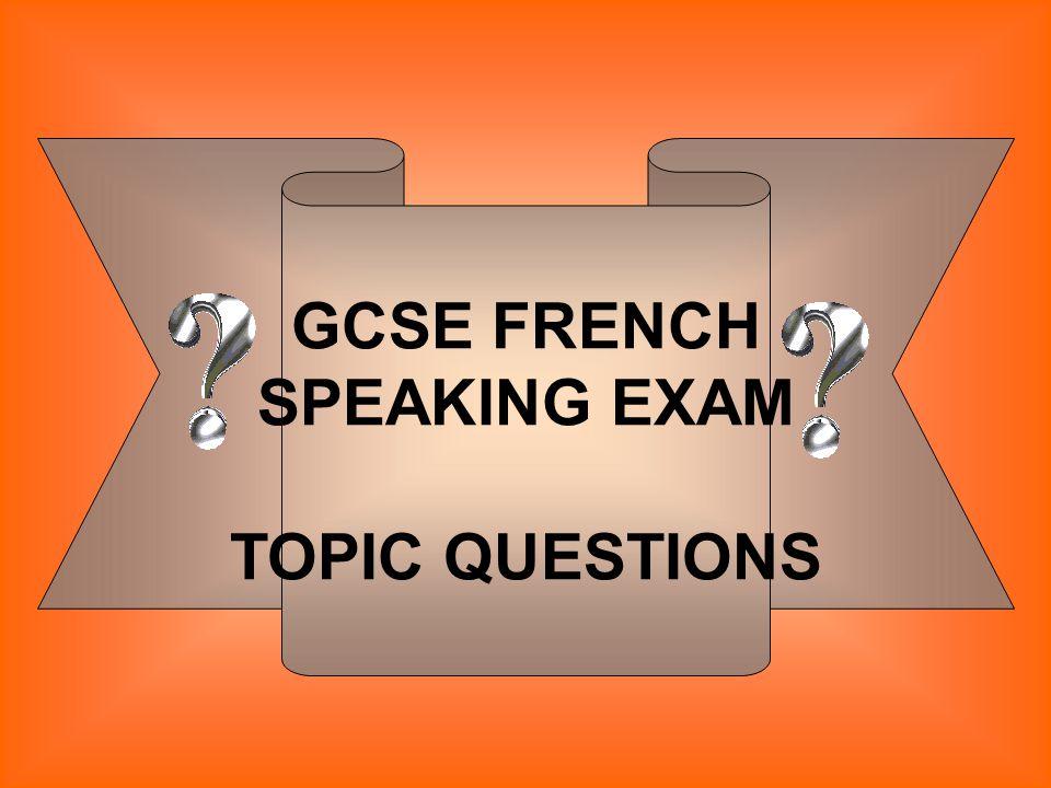 Further education 1: Quest-ce que tu vas faire après tes examens.