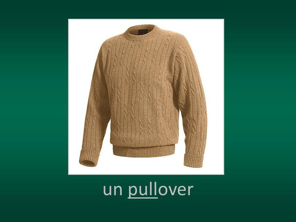 un pullover