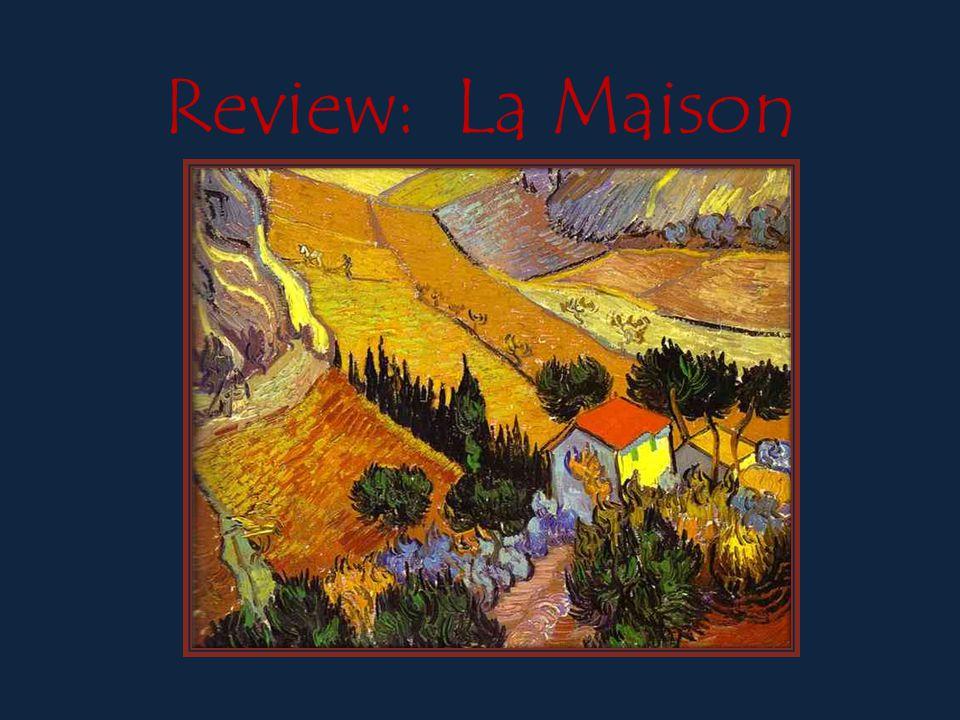 Review: La Maison