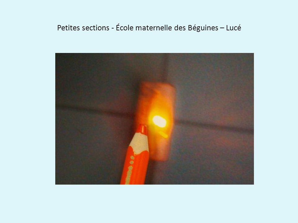 Petites sections - École maternelle des Béguines – Lucé