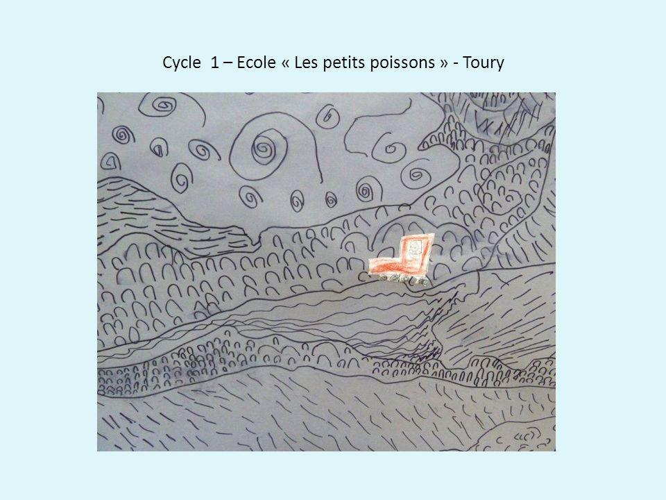 Cycle 1 – Ecole « Les petits poissons » - Toury