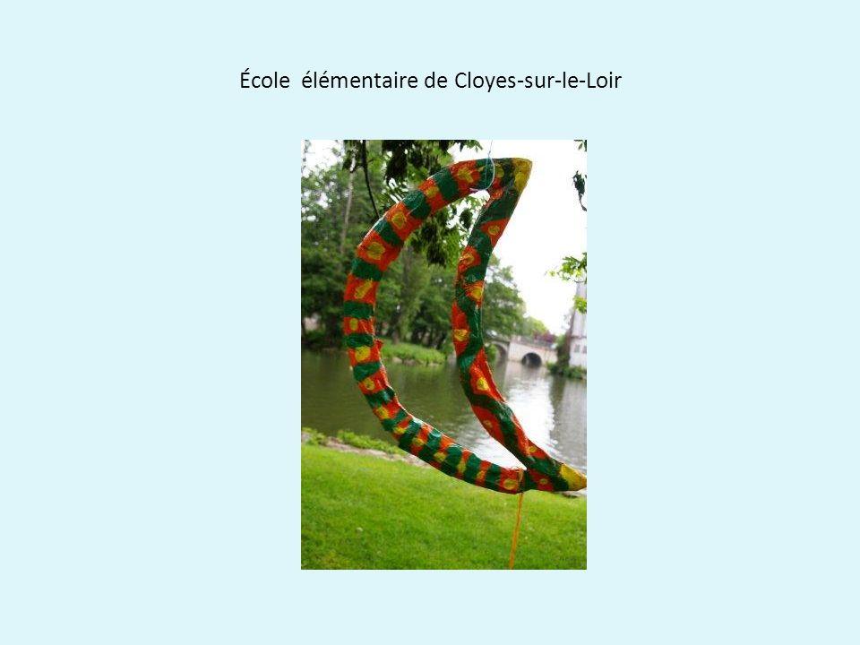 École élémentaire de Cloyes-sur-le-Loir