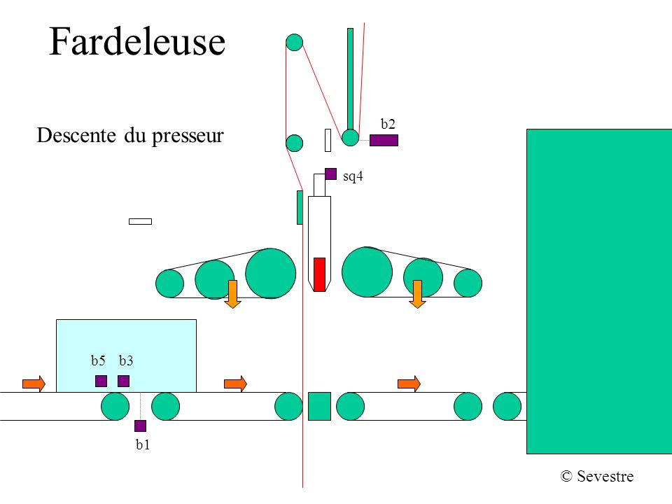 Fardeleuse Soudage b2 sq4 b1 b5b3 © Sevestre