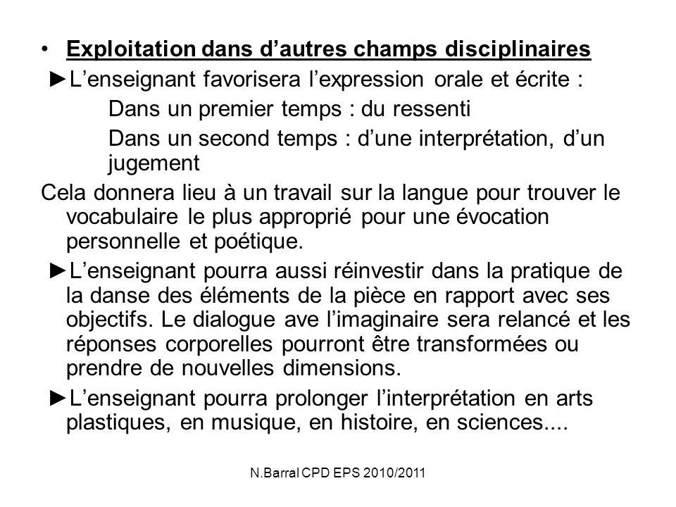 N.Barral CPD EPS 2010/2011 FIN