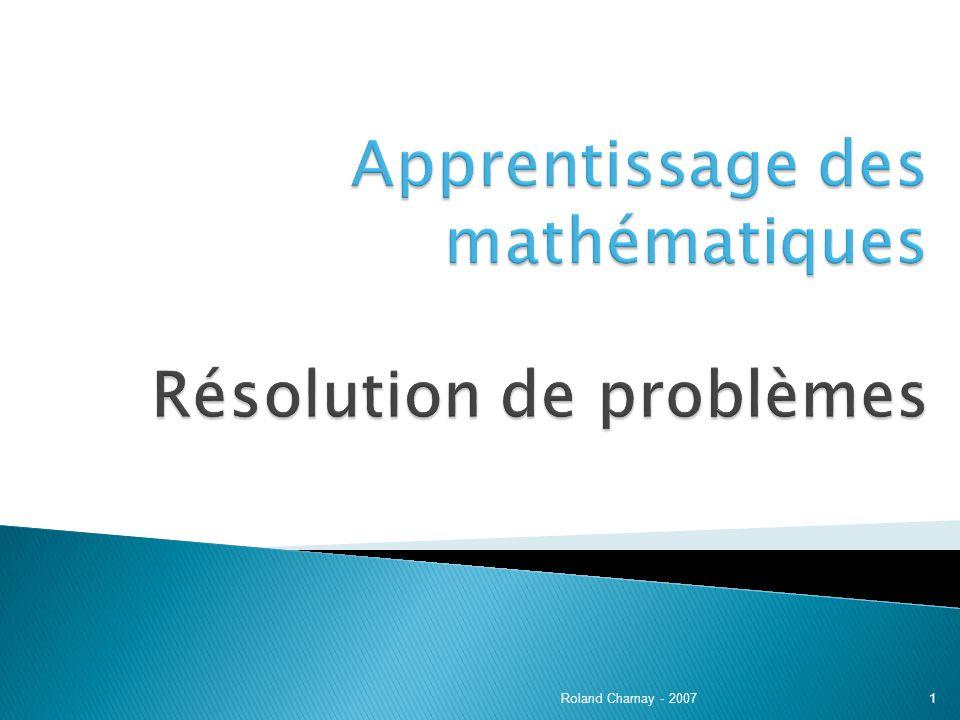 … les mathématiques fournissent des outils pour agir, choisir et décider dans la vie quotidienne.