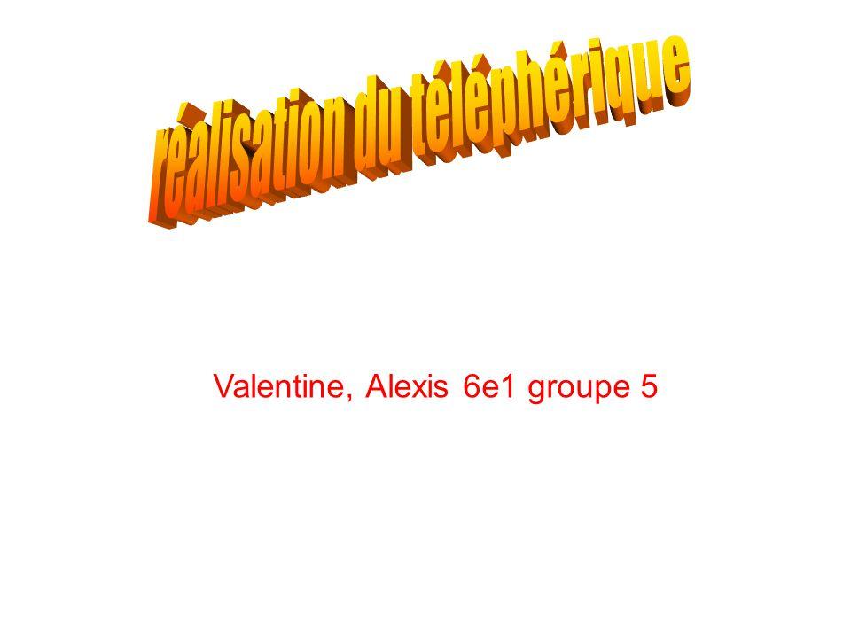 Valentine, Alexis 6e1 groupe 5