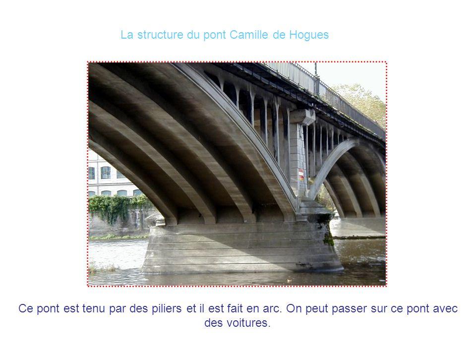 Illustration du créateur qui a fait le pont Camille de Hogues François Hennebique est né le 25 avril 1821,et est mort le 7 Mars 1941 a Paris il était ingénieur français, auteur de brevets pour des systèmes constructifs en béton armé.