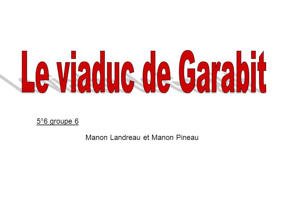 Manon Landreau et Manon Pineau 5°6 groupe 6