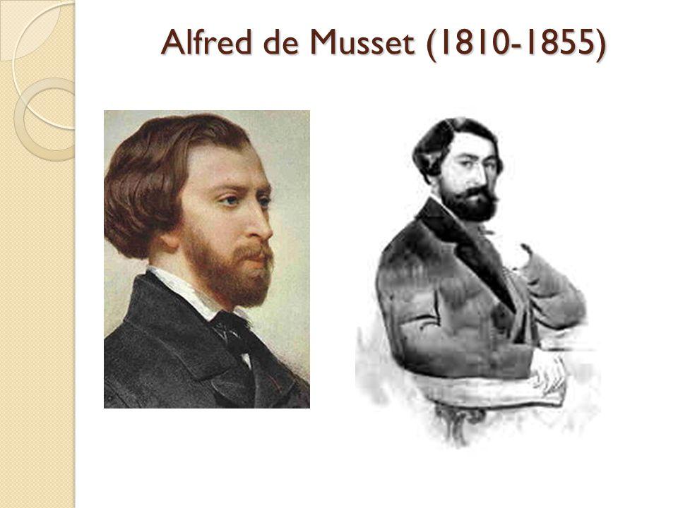 Alfred de Musset (1810-1855)