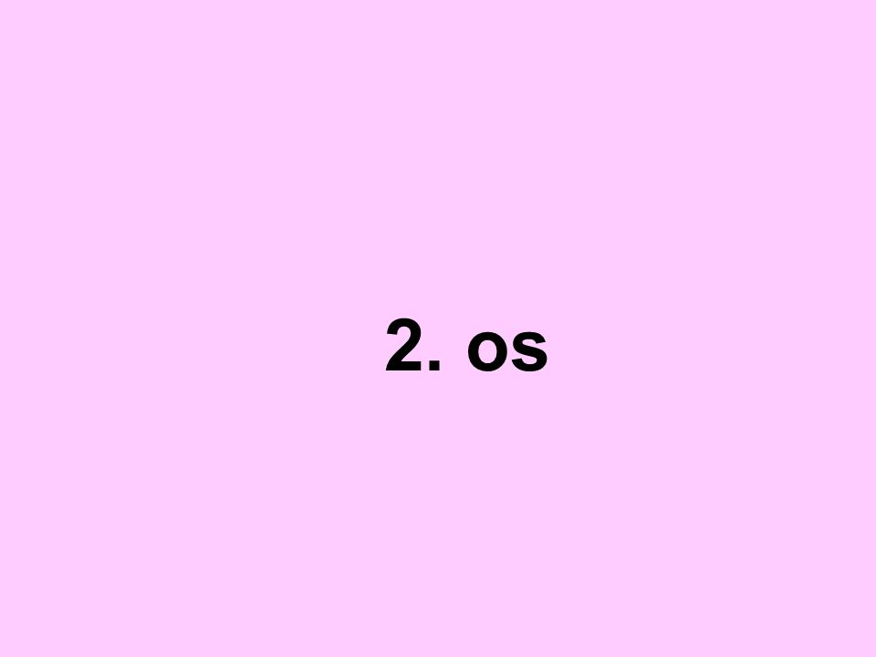 2. os