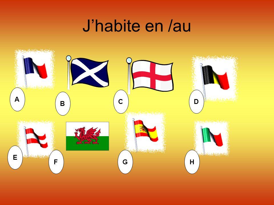 Jhabite en /au A B CD E FGH