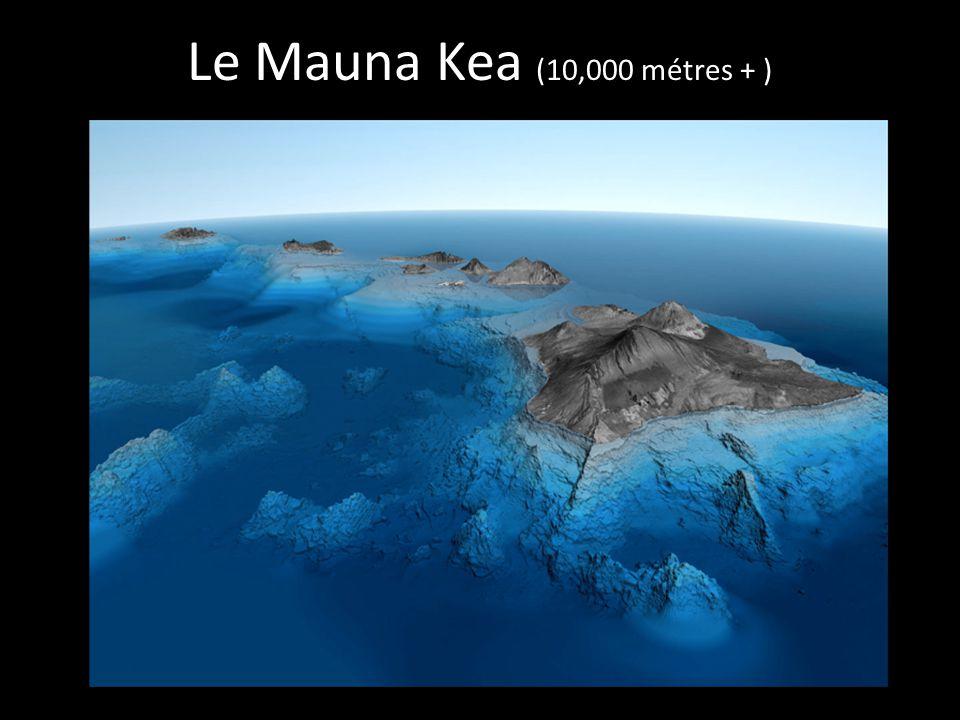 Le Mauna Kea (10,000 métres + )