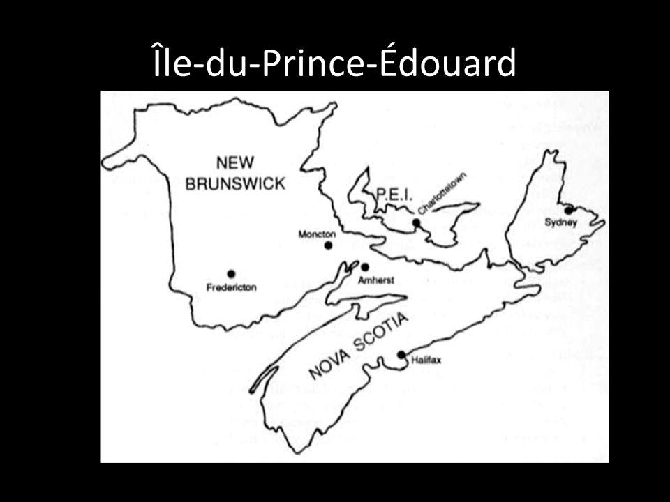 Île-du-Prince-Édouard