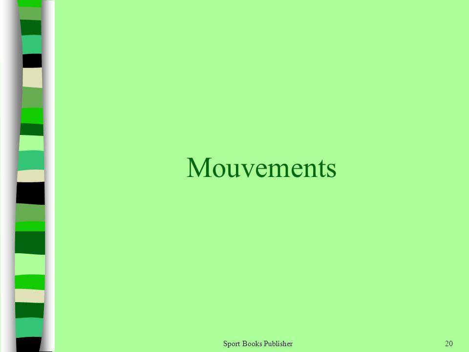 Sport Books Publisher20 Mouvements
