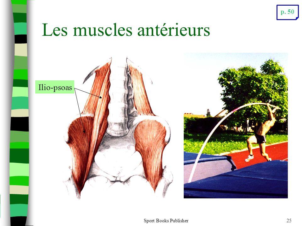 Sport Books Publisher25 Les muscles antérieurs Ilio-psoas p. 50